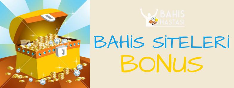 BAHİS SİTELERİ BONUS