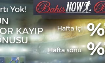 Bahisnow Spor Kayıp Bonusu