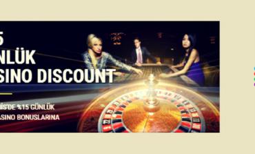 Klasbahis casino kayıplarınıza %25 bonus veriyor