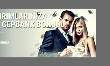 Klasbahis %20 cepbank bonusu