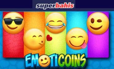 Superbahis Emoticoins Slot Ödülü