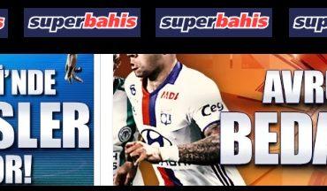 Superbahis Uefa Bonusu