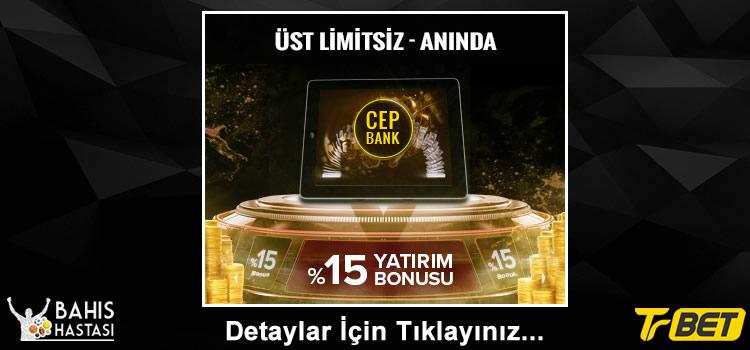 Trbet Cepbank Bonusu