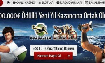Casinomilyon Yeni Yıl 500 000 Euro Kazandıran Nakit Ödüller