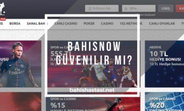 Bahisnow Güvenilir mi?