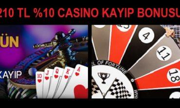 21Bet Casino Kayıp Bonusu