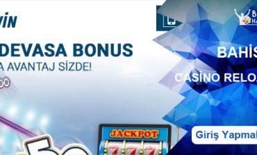 Bahiswin Haftalık Netent Casino Reload Bonusu 1.000 TL