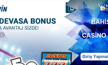 Bahiswin Netent Casino Bonusu 1000 TL