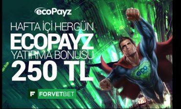 Forvetbet Ecopayz Bonusu