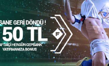 Forvetbet Cepbank Bonusu