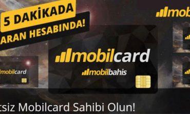 Mobilcard İle Hızlı Bahis Oyunları Mobilbahis'te