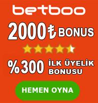 Betboo Tablosu
